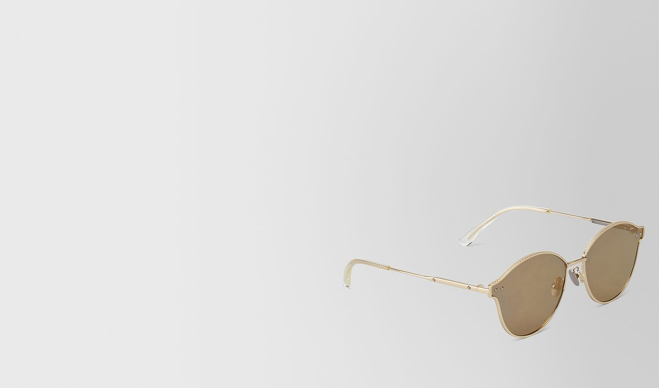 oro metal sunglasses landing