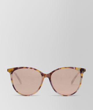 MULTICOLOR ACETATE SUNGLASSES