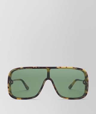 AVANA GREEN ACETATE CERVINIA SUNGLASSES