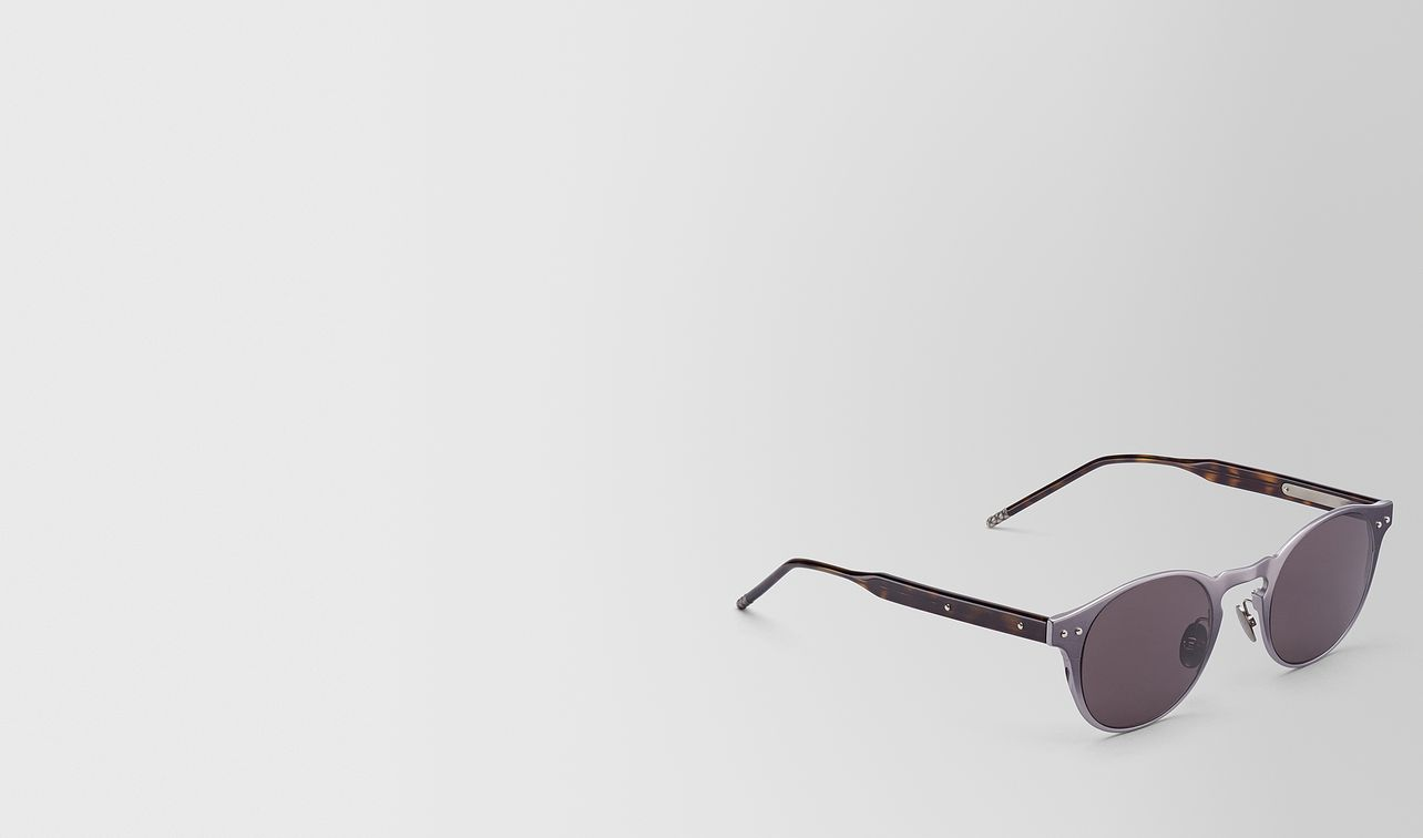 grey alluminum sunglasses landing