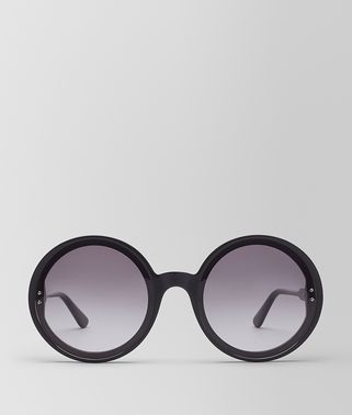 NERO ACETATE HOOP SUNGLASSES