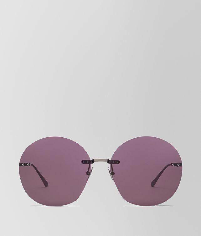 BOTTEGA VENETA RED METAL SUNGLASSES Sunglasses [*** pickupInStoreShippingNotGuaranteed_info ***] fp