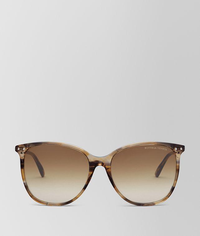 BOTTEGA VENETA YELLOW ACETATE SUNGLASSES Sunglasses [*** pickupInStoreShipping_info ***] fp