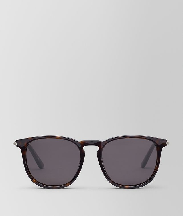 BOTTEGA VENETA NERO ACETATE SUNGLASSES Sunglasses E fp