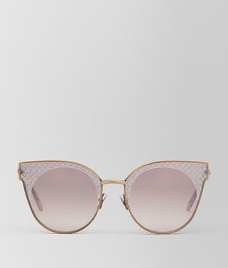 BRONZE METAL SUNGLASSES