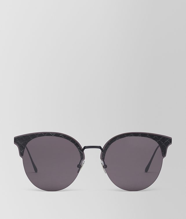BOTTEGA VENETA NERO METAL SUNGLASSES Sunglasses E fp