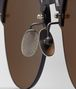 BOTTEGA VENETA BROWN METAL SUNGLASSES Sunglasses E dp