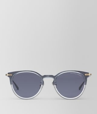 SONNENBRILLE AUS METALL IN GREY NERO