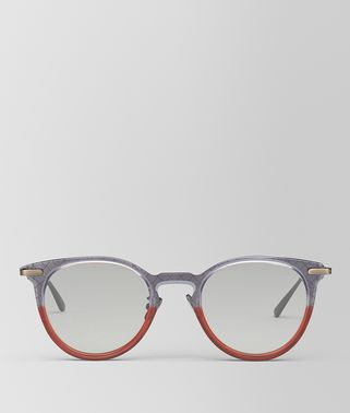 SONNENBRILLE AUS METALL IN GREY