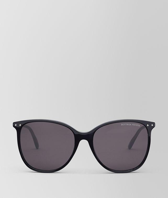 BOTTEGA VENETA NERO ACETATE SUNGLASSES Sunglasses [*** pickupInStoreShippingNotGuaranteed_info ***] fp