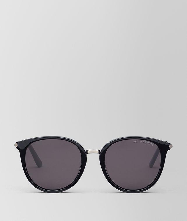 BOTTEGA VENETA NERO ACETATE SUNGLASSES Sunglasses [*** pickupInStoreShipping_info ***] fp