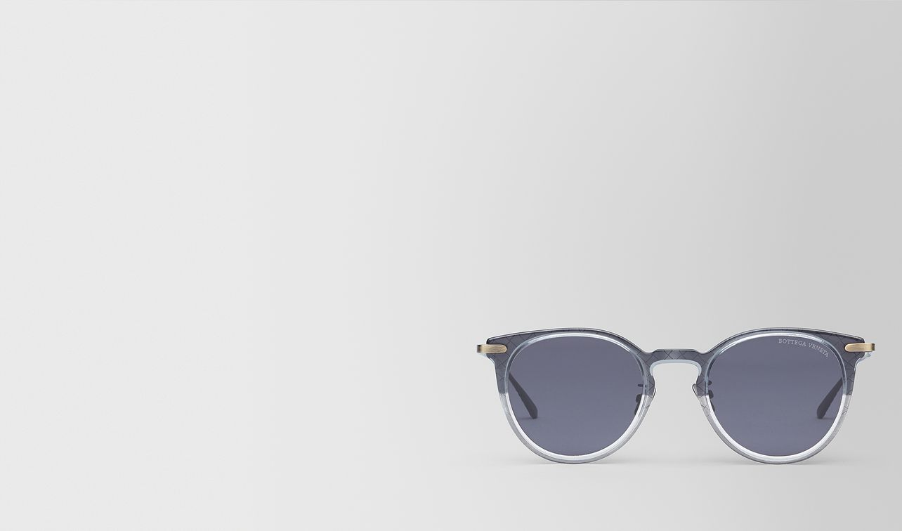 grey/nero metal sunglasses landing