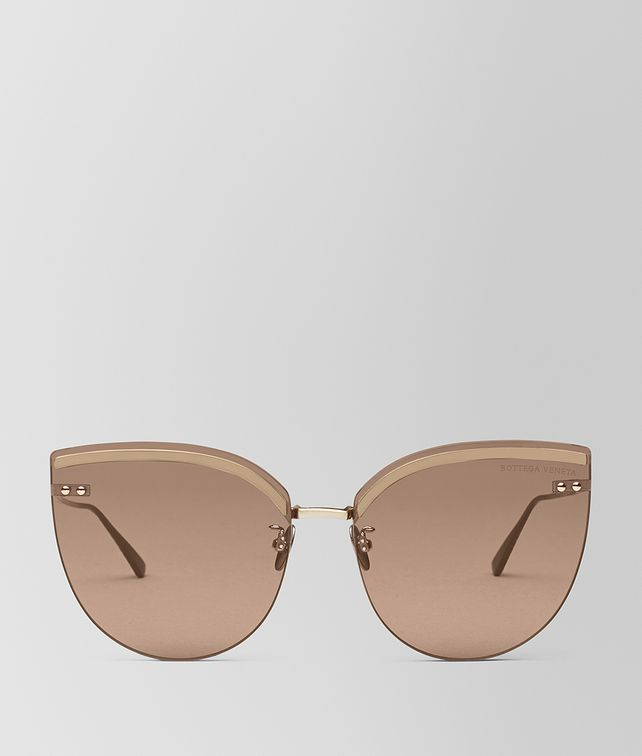 BOTTEGA VENETA SUNGLASSES IN METAL Sunglasses [*** pickupInStoreShipping_info ***] fp
