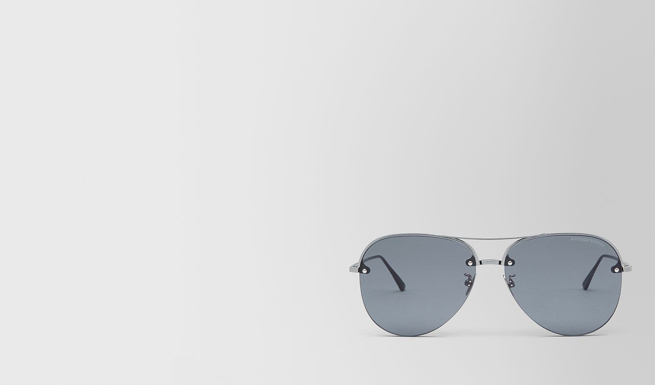 sonnenbrille aus metall  landing