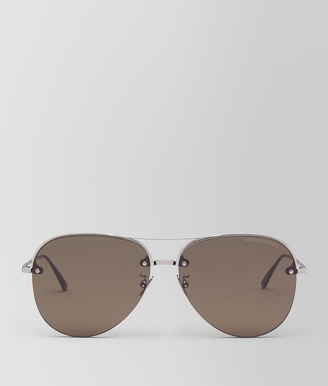 BOTTEGA VENETA SUNGLASSES IN METAL Sunglasses E fp