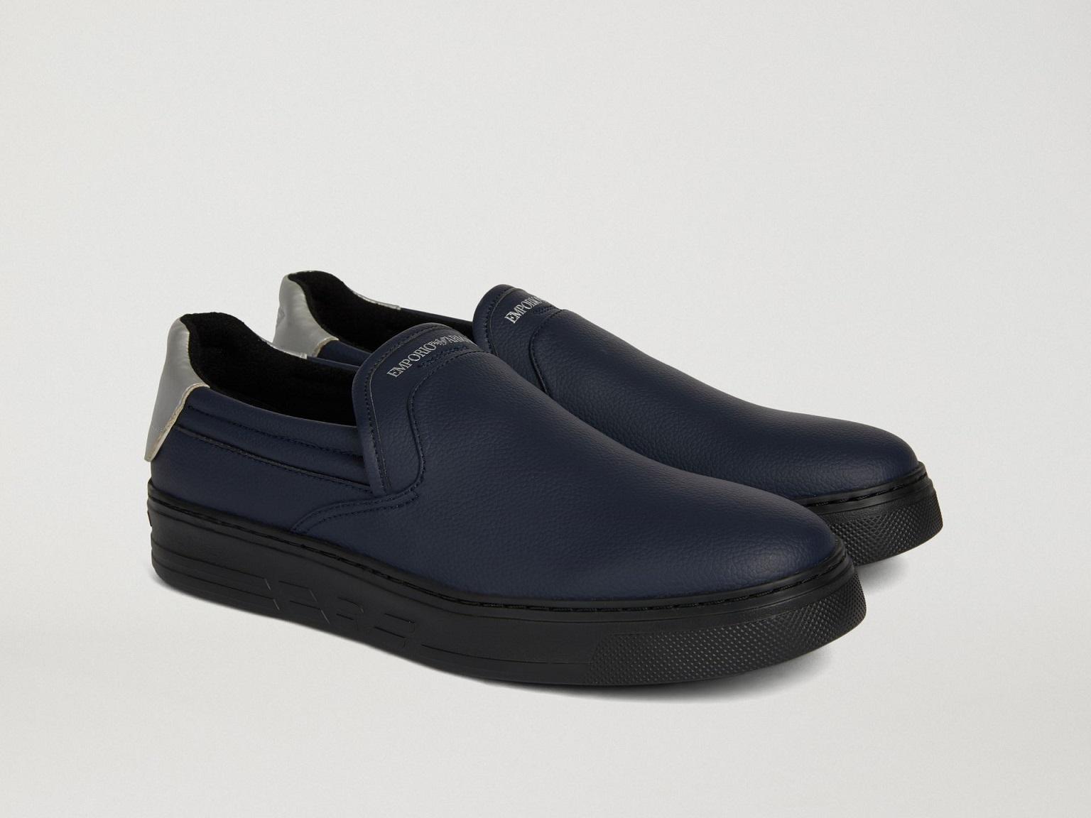 Chaussures   tennis pour Homme   Emporio Armani 62d16e6de58