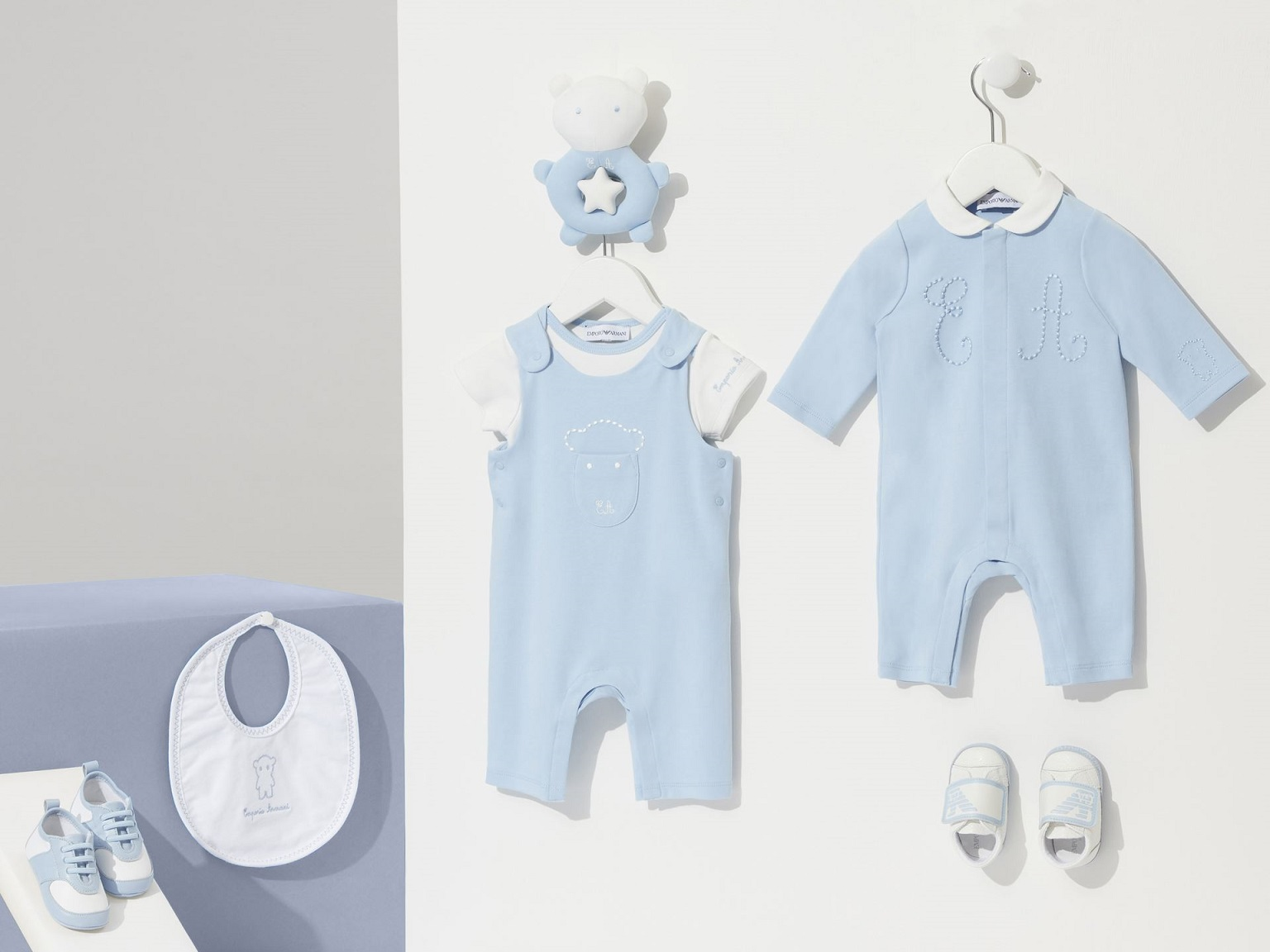 Baby Boy 0-36 Mesi