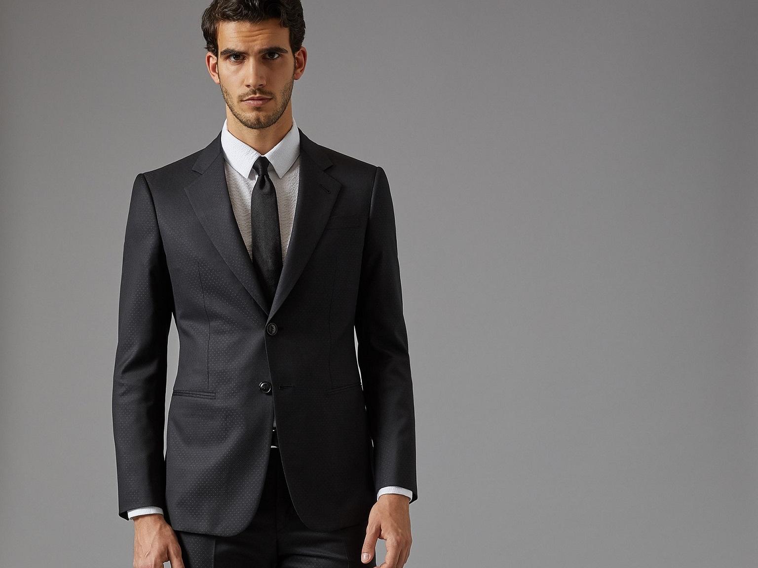 Men\'s Suits & Tuxedos | Giorgio Armani