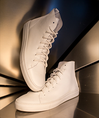 痴迷运动鞋