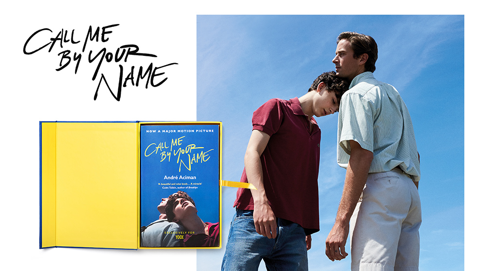 CALL ME BY YOUR NAME 君の名前で僕を呼んで
