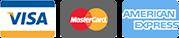 К оплате принимаются карты следующих типов: Visa, Mastercard, American Express, JCB.