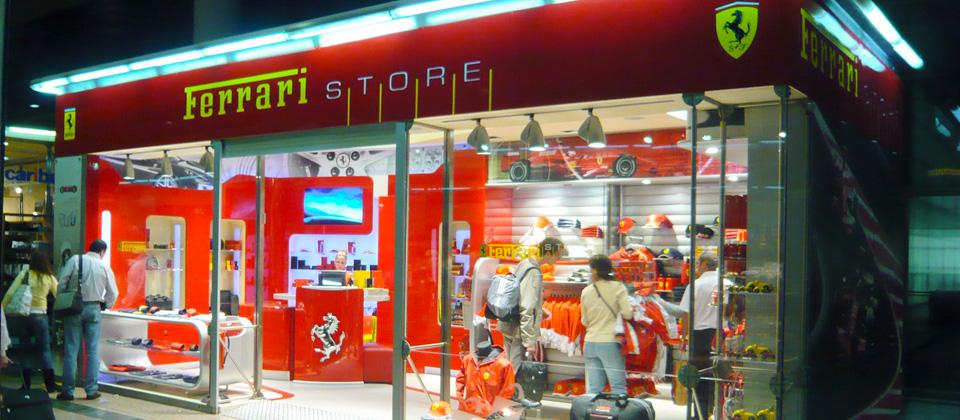negozio puma bari