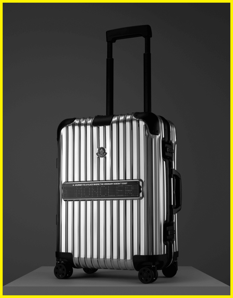 "Moncler Rimowa ""Reflection"""